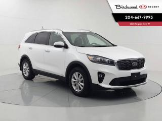 Used 2019 Kia Sorento EX 2.4 AWD*7 Passenger/Leather Seating/Heated Steering* for sale in Winnipeg, MB