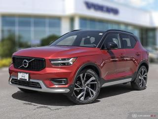 New 2020 Volvo XC40 R-Design for sale in Winnipeg, MB