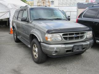 Used 2000 Ford Explorer LIMITED for sale in Vancouver, BC