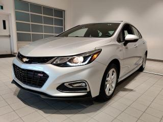 Used 2017 Chevrolet Cruze LT RS **SEULEMENT 36 127 KM** for sale in St-Eustache, QC