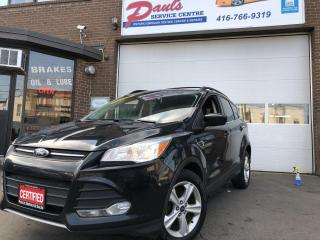 Used 2013 Ford Escape SE-FWD-BLUETOOTH*CERTIFIED* for sale in York, ON