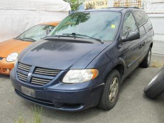 Used 2005 Dodge Caravan SE for sale in Vancouver, BC