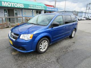 Used 2013 Dodge Grand Caravan SXT for sale in Vancouver, BC