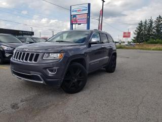 Used 2016 Jeep Grand Cherokee for sale in London, ON