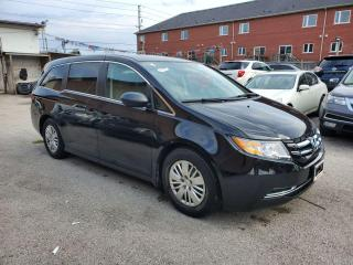 Used 2017 Honda Odyssey LX for sale in Scarborough, ON