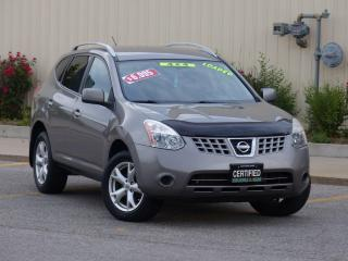 Used 2009 Nissan Rogue AWD,SL,HEATD SEAT,ALLOYS,NO-ACCIDENT,DEALER SERVIC for sale in Mississauga, ON