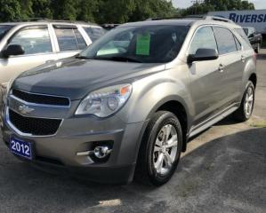 Used 2012 Chevrolet Equinox 1LT for sale in Brockville, ON