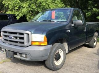 Used 1999 Ford F-250 Super Duty 2DR for sale in Brockville, ON