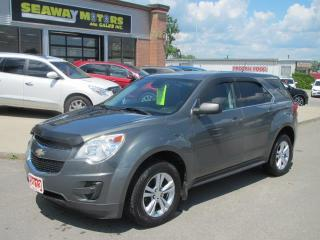 Used 2013 Chevrolet Equinox LS AWD for sale in Brockville, ON
