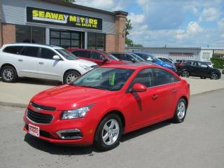 Used 2015 Chevrolet Cruze 2LT Auto for sale in Brockville, ON