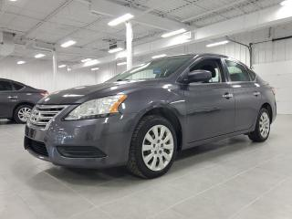 Used 2015 Nissan Sentra S for sale in Saint-Eustache, QC