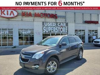 Used 2014 Chevrolet Equinox LT, AWD, Leather, Sunroof, Pioneer Speakers. for sale in Niagara Falls, ON