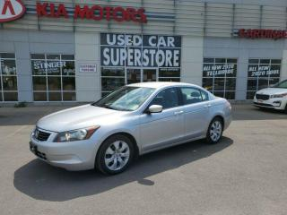Used 2010 Honda Accord LX, Keyless Entry, AUX Plug IN, Power Windows. for sale in Niagara Falls, ON