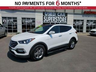 Used 2017 Hyundai Santa Fe Sport Luxury, AWD, Sunroof, NAV, Leather. for sale in Niagara Falls, ON