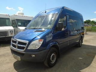 Used 2007 Dodge Sprinter 2500 144 for sale in Mississauga, ON