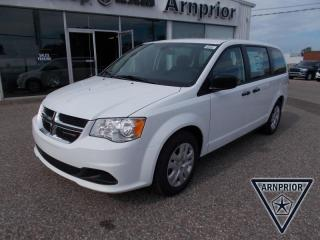 New 2020 Dodge Grand Caravan CANADA VALUE PACKAGE for sale in Arnprior, ON