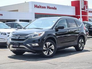 Used 2016 Honda CR-V TOURING|NO ACCIDENTS for sale in Burlington, ON