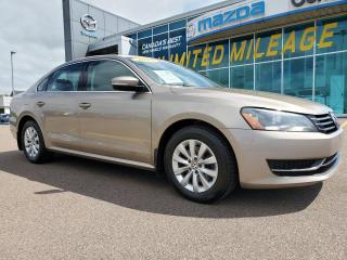 Used 2015 Volkswagen Passat Trendline for sale in Charlottetown, PE