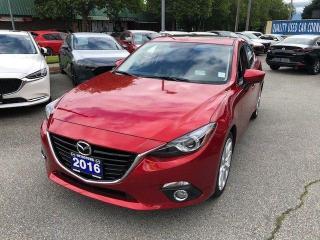 Used 2016 Mazda MAZDA3 GT at for sale in Burnaby, BC