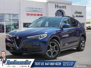 Used 2019 Alfa Romeo Stelvio for sale in Milton, ON