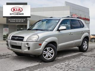 Used 2007 Hyundai Tucson GLS AWD - AS TRADED for sale in Kitchener, ON