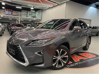Used 2016 Lexus RX 350 I NAVI I CAM I COMING SOON I SUNROOF I VENT SEATS for sale in Vaughan, ON