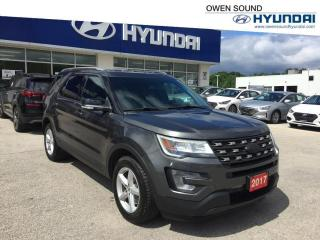 Used 2017 Ford Explorer XLT for sale in Owen Sound, ON
