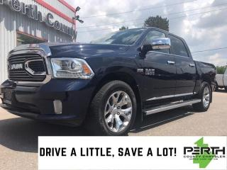 Used 2016 RAM 1500 LARAMIE LONGHORN for sale in Mitchell, ON