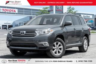 Used 2012 Toyota Highlander for sale in Toronto, ON