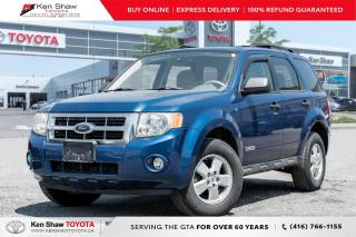 Used 2008 Ford Escape for sale in Toronto, ON