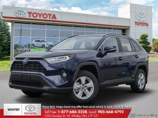 New 2020 Toyota RAV4 Hybrid XLE AWD Hybrid XLE for sale in Whitby, ON