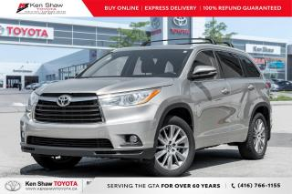 Used 2016 Toyota Highlander for sale in Toronto, ON