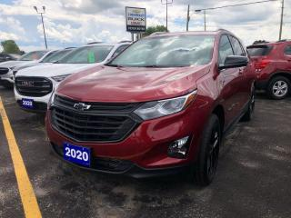 New 2020 Chevrolet Equinox LT 1.5T for sale in Napanee, ON