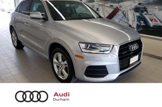 Used 2016 Audi Q3 2.0T Progressiv + Nav | Pano Roof | quattro for sale in Whitby, ON