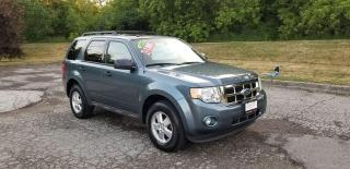 Used 2011 Ford Escape XLT **SUNROOF / BLUETOOTH / HEATED SEATS*** for sale in Mississauga, ON