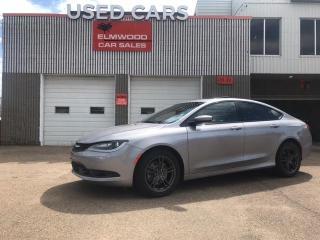 Used 2016 Chrysler 200 S for sale in Edmonton, AB