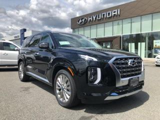 New 2020 Hyundai PALISADE Ultimate 7 Passenger CP for sale in Port Coquitlam, BC