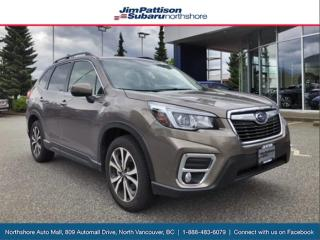 New 2020 Subaru Forester Limited - DEMO SALE!!! for sale in North Vancouver, BC