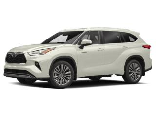 New 2020 Toyota Highlander XLE AWD Hybrid for sale in Richmond Hill, ON