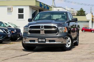 Used 2018 RAM 1500 ST | 4X4 | QUAD CAB | TONNEAU COVER for sale in Waterloo, ON