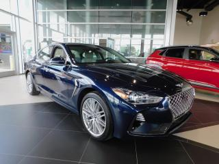 Used 2020 Genesis G70 2.0t Elite Awd for sale in Newmarket, ON