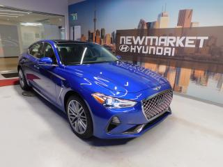 Used 2020 Genesis G70 2.0T Elite for sale in Newmarket, ON