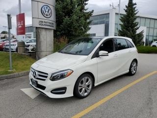 Used 2018 Mercedes-Benz B-Class Sports Tourer 4MATIC for sale in Surrey, BC