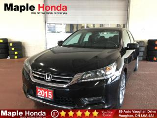 Used 2015 Honda Accord Sport| Sunroof| Backup Cam| for sale in Vaughan, ON