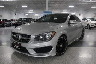 Used 2015 Mercedes-Benz CLA-Class CLA250 4MATIC NO ACCIDENTS I A.M.G I NAVIGATION I LEATHER for sale in Mississauga, ON