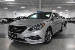 Used 2015 Hyundai Sonata REAR CAM I HEATED SEATS I KEYLESS ENTRY I POWER OPTIONS I BT for sale in Mississauga, ON
