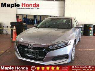 Used 2018 Honda Accord LX HS| Backup Cam| Bluetooth| for sale in Vaughan, ON