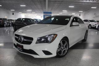 Used 2016 Mercedes-Benz CLA-Class CLA250 4MATIC I NO ACCIDENTS I NAVIGATION I AMBIENT LIGHT for sale in Mississauga, ON
