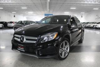 Used 2016 Mercedes-Benz GLA GLA250 4MATIC A.M.G I NAVIGATION I PANOROOF I REAR CAM I BT for sale in Mississauga, ON