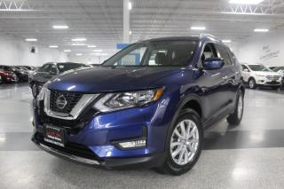 Used 2018 Nissan Rogue SV I REAR CAM I HEATED SEATS I REMOTE START I SMART KEY I BT for sale in Mississauga, ON